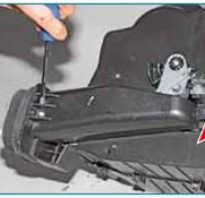 Гранта замена радиатора отопителя без снятия панели