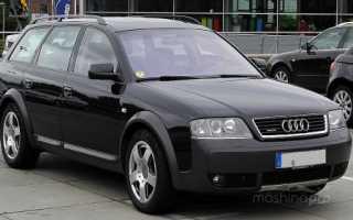 Солидная машина за солидные деньги Audi А6 С5