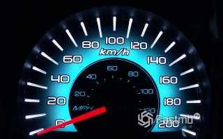 Как спидометр определяет скорость автомобиля