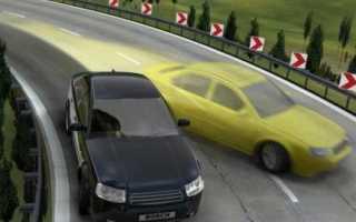 Что такое система курсовой устойчивости автомобиля
