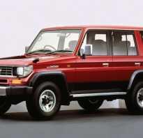 История автомобилей модели Toyota Land Cruiser Prado