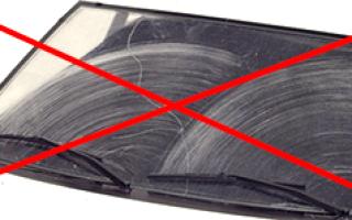 Не работает стеклоочиститель возможные причины и способы решения проблемы