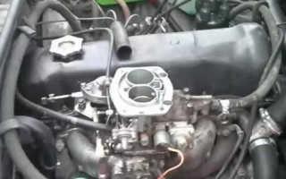 Замена прокладки головки блока цилиндров ВАЗ