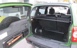 Как самостоятельно оттюнинговать багажник Нивы и произвести усиление кузова