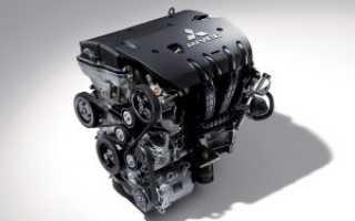 Двигатель Митсубиси 4B11T