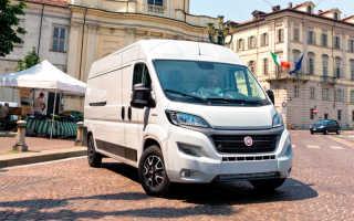 Отзыв Fiat Ducato груз 2020
