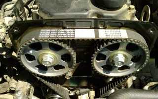 Замена ремня ГРМ Ford Fusion