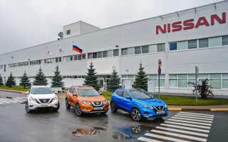 Где собирают Ниссан кашкай 2020 для России