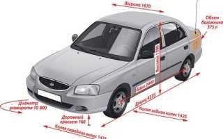 Руководство по ремонту и техническому обслуживанию автомобиля Hyundai Accent