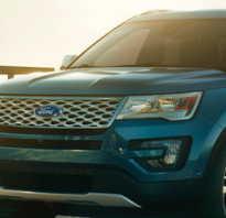 Технические характеристики автомобиля Ford Explorer 40 U21998