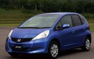 Технические характеристики автомобиля Honda Fit 13 i-VTEC Hybrid GE_2010