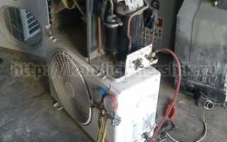 Проблема с компрессором кондиционера