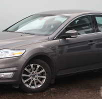 Выбираем Ford Mondeo III с пробегом