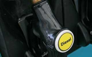 сколько кг в 1 литре дизельного топлива
