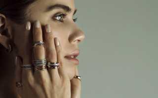 Как узнать размер пальца для кольца  таблица размеров колец