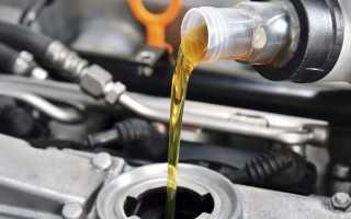 Замена масла в двигателе как делать это правильно