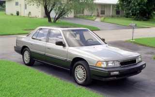 Acura историяИстория автомобильной компании Acura
