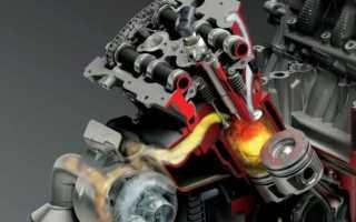 Степень сжатия дизельного двигателя  что это такое