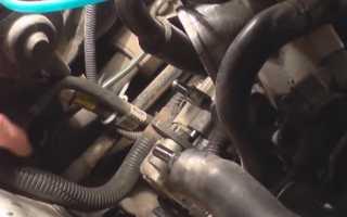 Как поменять щетки на генераторе на нексия