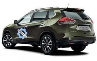 Машины Nissan X-Trail X-Trail III Nissan X-Trail Nissan X-Trail
