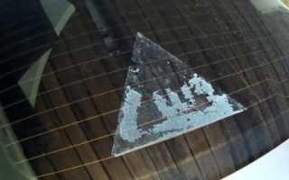 Как удалить клей от этикетки со стекла