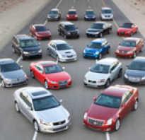 Классификация автомобилей по типу кузова