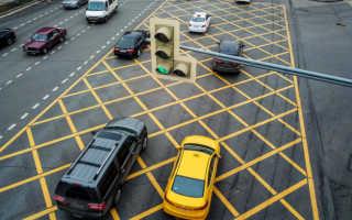 Что значит оранжевая полоса на дороге