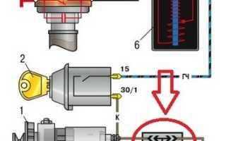 Как выставить зажигание на ВАЗ 2106