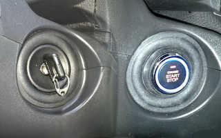 Запуск двигателя с кнопки схема и особенности самостоятельной установки