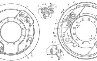 Ремонт тормозного механизма колес ГАЗ-66 ГАЗ-53