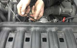 Как найти подсос воздуха в двигателе
