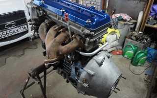 Характеристики двигателя змз-406
