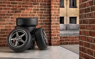 Как хранить зимние шины правильно