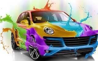 Выбор автомобильной краски и покраска автомобиля со всеми подробностями