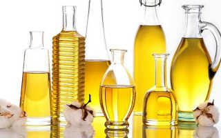 Каким должно быть масло масляное выбираем растительное масло
