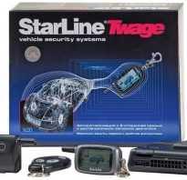 Сигнализация Старлайн A9