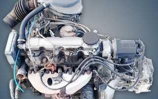 Эволюция двигателей Opel c рабочим объёмом 16 литра