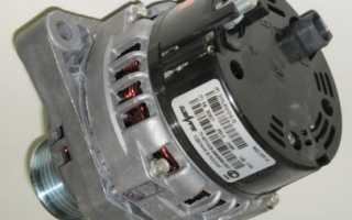 Снятие генератора приора с кондиционером